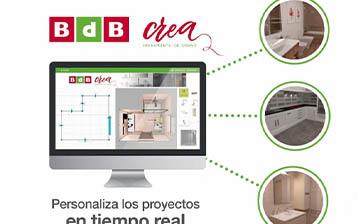 BdB Crea, la herramienta de diseño 3D para la venta de cerámica