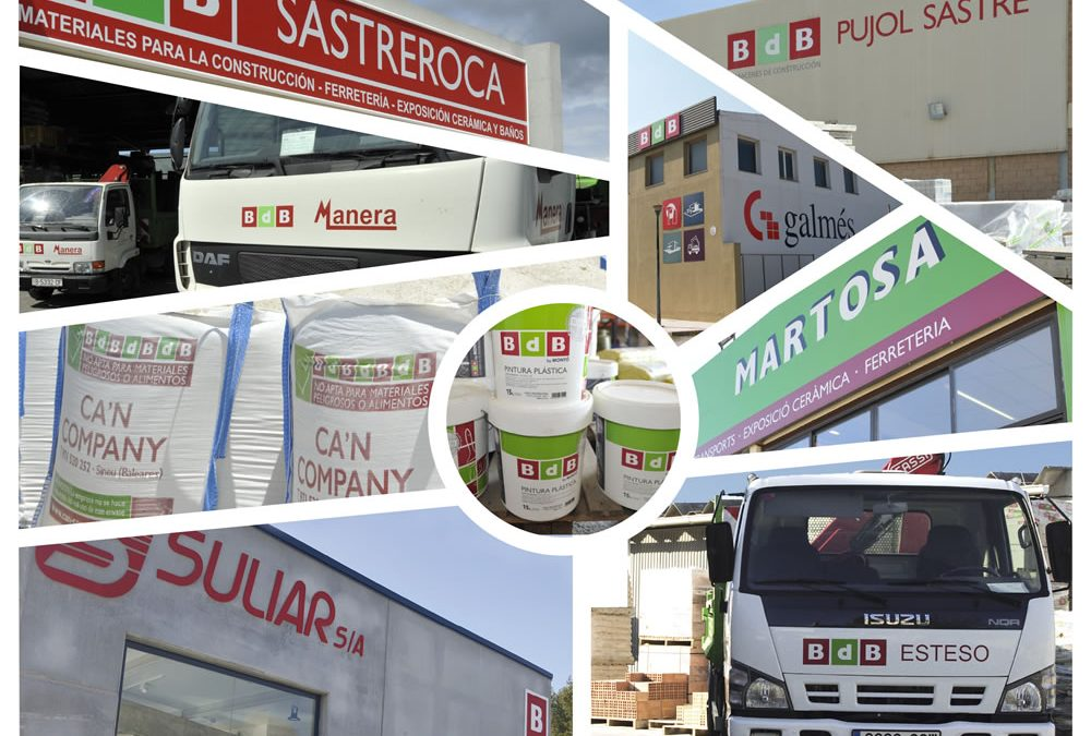 Protagonismo de las Tiendas BdB en Baleares