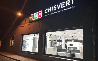 BdB Chisvert inaugura su tienda especializada en cerámica