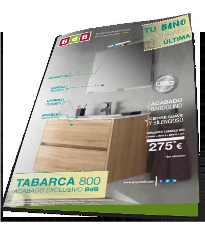 Baño Tabarca