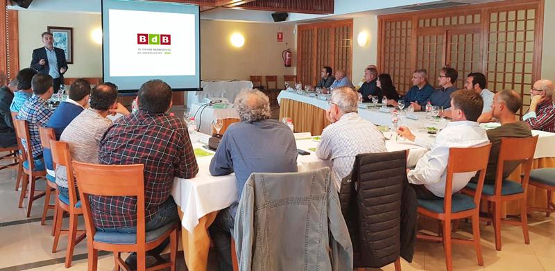 Las reuniones zonales BdB como elemento cohesionador de Grupo