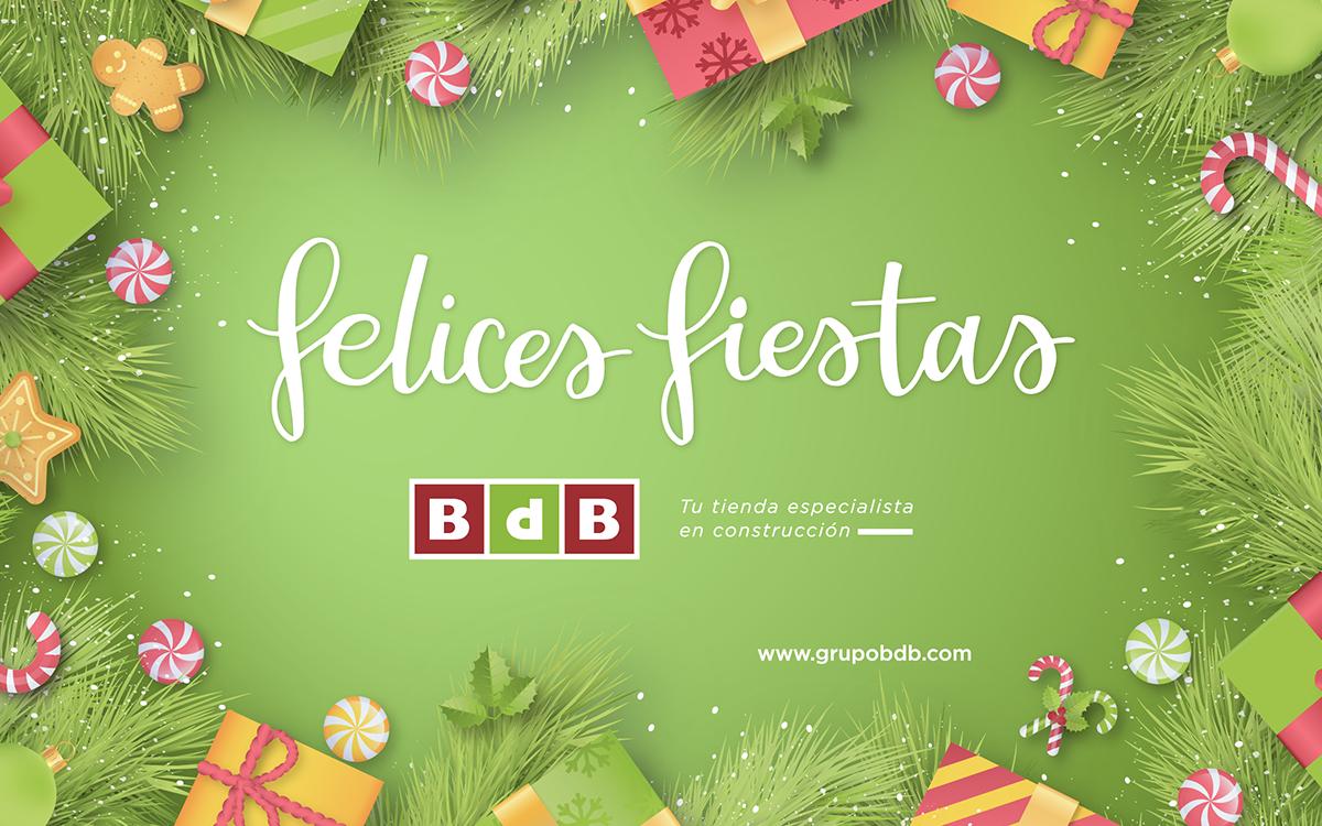 Grupo BdB les desea Feliz Navidad y un próspero 2020